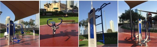 Fitness extérieur