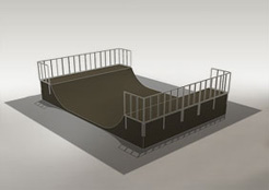 Skate parc Techramps