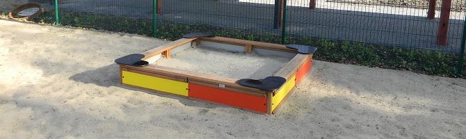 Les bacs à sable