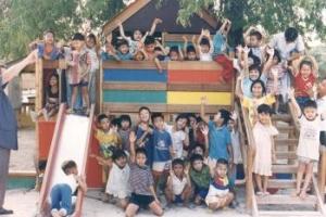 Le Père Brennan Orphelinat - Pattaya, Thailande